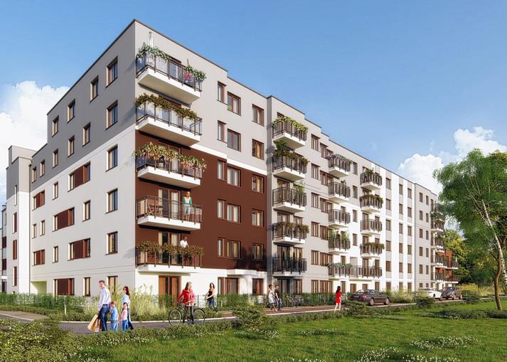 Morizon WP ogłoszenia | Nowa inwestycja - MY BEMOWO 3, Warszawa Bemowo, 30-95 m² | 7922