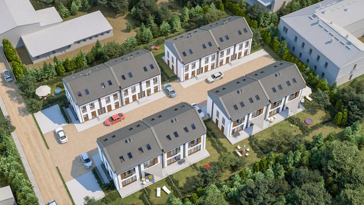 Morizon WP ogłoszenia | Nowa inwestycja - Uradzka 5, Poznań Fabianowo-Kotowo, 118 m² | 7957