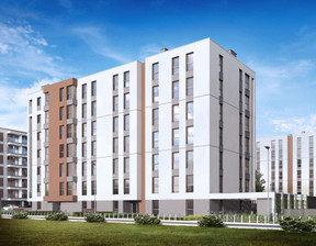 Mieszkanie w inwestycji Nowa 5 Dzielnica, Kraków, 39 m²