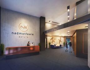 Mieszkanie w inwestycji Nadmotławie Estate, Gdańsk, 36 m²