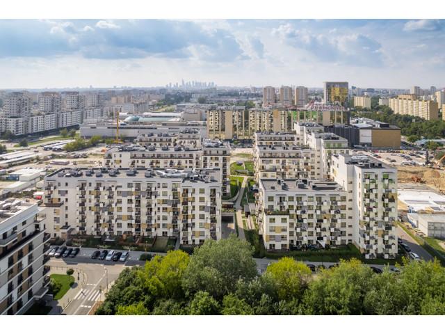 Morizon WP ogłoszenia   Mieszkanie w inwestycji Park Skandynawia, Warszawa, 56 m²   4082