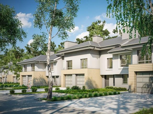 Morizon WP ogłoszenia | Dom w inwestycji Triton Country, Stara Wieś, 131 m² | 6158