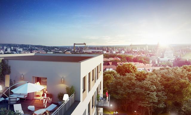 Mieszkanie na sprzedaż <span>Szczecin, Warszewo, ul. Panoramiczna 1/ 6 </span>