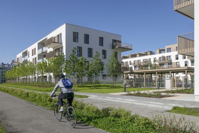 Morizon WP ogłoszenia | Mieszkanie w inwestycji Zielone Bemowo, Warszawa, 73 m² | 0782