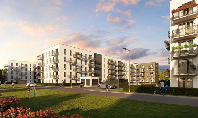 Mieszkanie na sprzedaż <span>Kraków, Bieżanów-Prokocim, ul. Domagały</span>