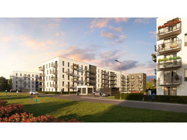 Morizon WP ogłoszenia | Mieszkanie w inwestycji Murapol Nowy Złocień, Kraków, 62 m² | 8538