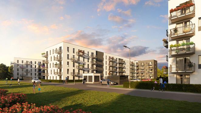 Morizon WP ogłoszenia | Mieszkanie w inwestycji Murapol Nowy Złocień, Kraków, 36 m² | 8582