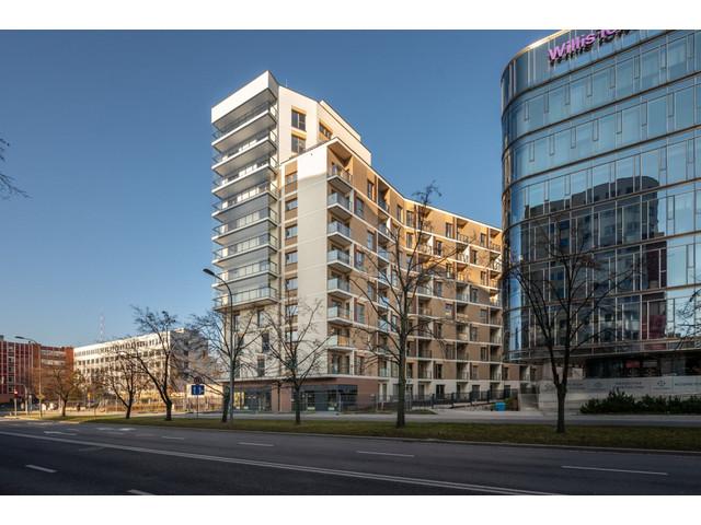 Morizon WP ogłoszenia | Mieszkanie w inwestycji Holm House, Warszawa, 121 m² | 2590
