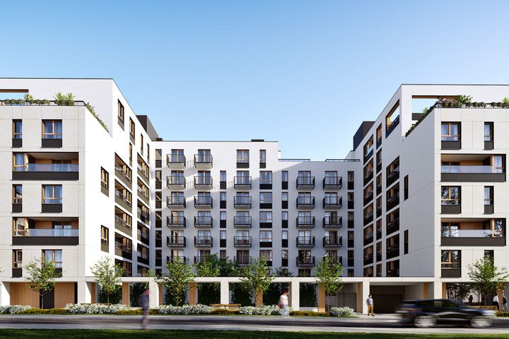 Morizon WP ogłoszenia | Nowa inwestycja - Holm House, Warszawa Mokotów, 28-128 m² | 7330