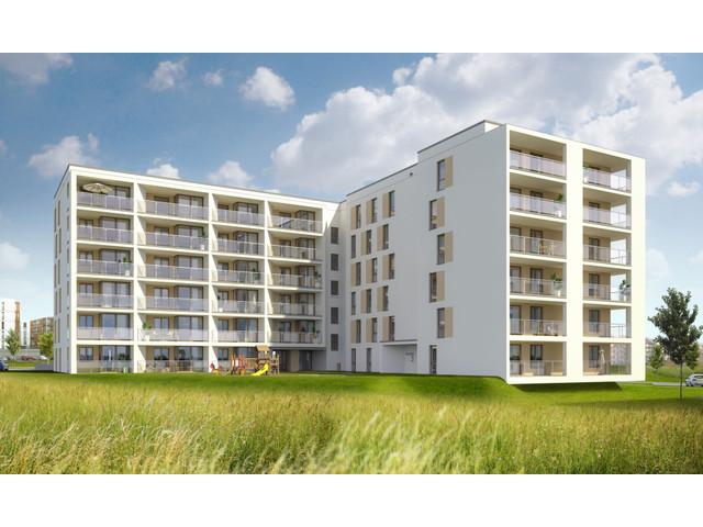 Morizon WP ogłoszenia | Mieszkanie w inwestycji OSIEDLE GRANATOWA, Lublin, 70 m² | 8182