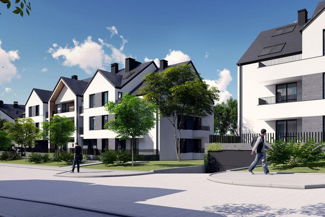 Morizon WP ogłoszenia | Mieszkanie w inwestycji Aleja Zbożowa V, Wieliczka, 76 m² | 8941