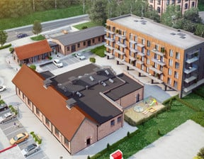 Biurowiec w inwestycji Apartamenty & Lofty Dragonów, Olsztyn, 79 m²