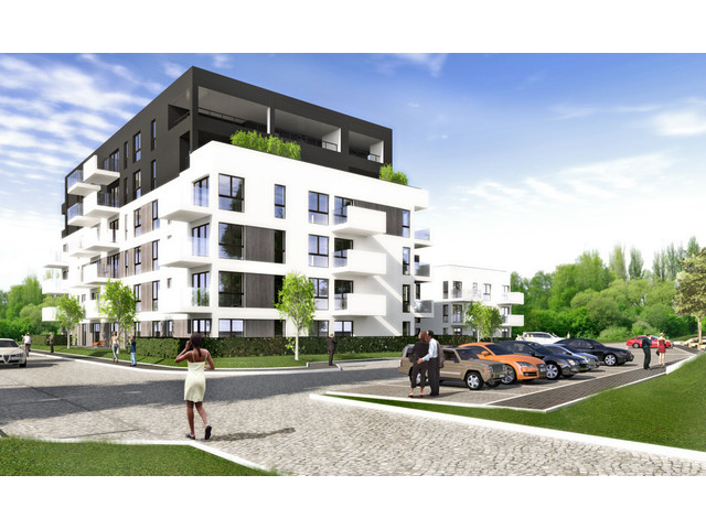 Morizon WP ogłoszenia | Mieszkanie w inwestycji Nowy Sikornik, Gliwice, 81 m² | 8595