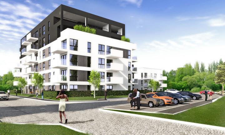 Morizon WP ogłoszenia | Nowa inwestycja - Nowy Sikornik, Gliwice Trynek, 28-101 m² | 8454
