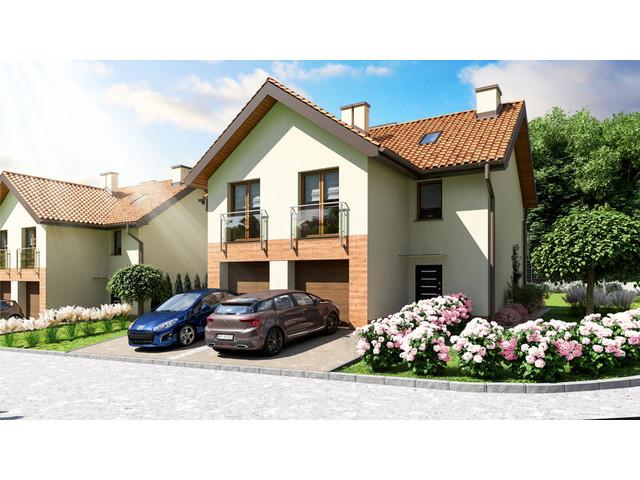 Morizon WP ogłoszenia | Dom w inwestycji Ville Italii, Zielonki, 159 m² | 0664