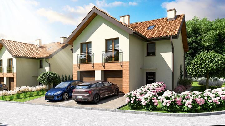 Morizon WP ogłoszenia | Nowa inwestycja - Ville Italii, Zielonki ul. Marzycieli 24, 159-160 m² | 8500
