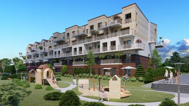 Morizon WP ogłoszenia | Mieszkanie w inwestycji Park Żerniki, Wrocław, 74 m² | 9218