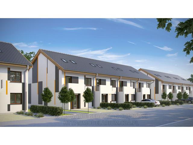 Morizon WP ogłoszenia | Dom w inwestycji Kowieńska, Wrocław, 86 m² | 6699