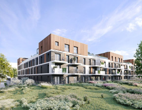 Mieszkanie w inwestycji Ceglana Park, Katowice, 32 m²