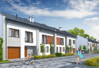 Morizon WP ogłoszenia | Dom w inwestycji Zielona Aleja, Radzymin, 110 m² | 9455
