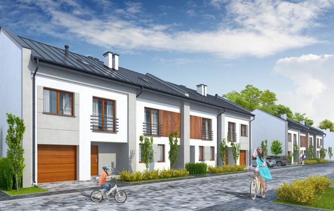 Morizon WP ogłoszenia | Dom w inwestycji Zielona Aleja, Radzymin, 90 m² | 9570