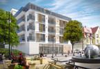 Morizon WP ogłoszenia | Mieszkanie w inwestycji Apartamenty Kormoran, Świnoujście, 68 m² | 1889