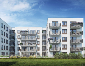 Mieszkanie w inwestycji Na Smolnej, Poznań, 53 m²