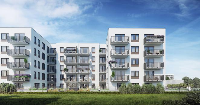 Morizon WP ogłoszenia | Mieszkanie w inwestycji Na Smolnej, Poznań, 62 m² | 9085