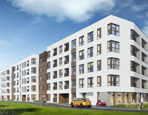 Mieszkanie w inwestycji Na Smolnej, Poznań, 45 m²