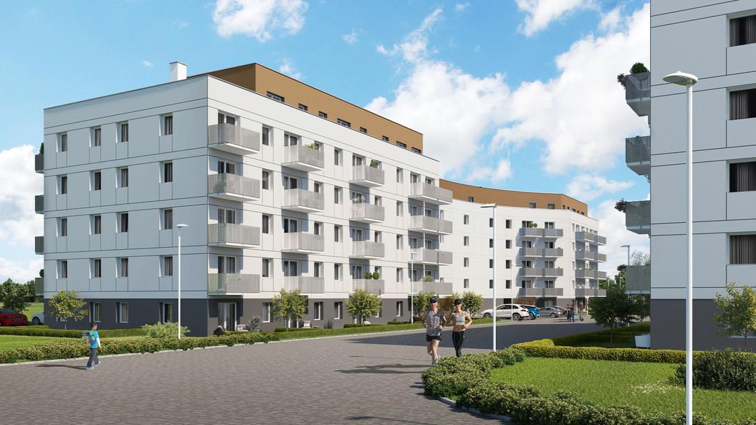 Nowa inwestycja - Murapol Malta, Poznań Chartowo | Morizon.pl