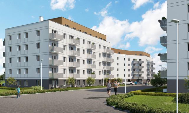 Mieszkanie na sprzedaż <span>Poznań, Chartowo, ul. Dymka</span>