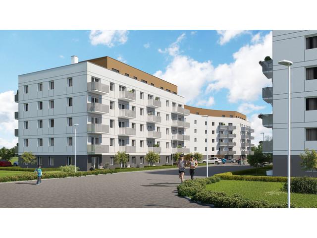 Morizon WP ogłoszenia   Mieszkanie w inwestycji Murapol Malta, Poznań, 47 m²   8546