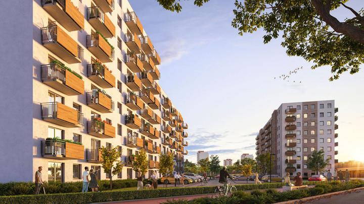 Morizon WP ogłoszenia | Nowa inwestycja - Murapol Nowe Miasto, Poznań Starołęka-Minikowo-Marlewo, 22-56 m² | 8595