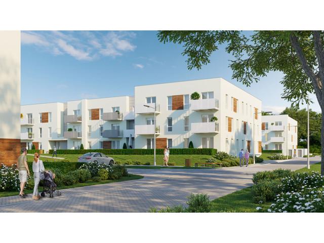 Morizon WP ogłoszenia | Mieszkanie w inwestycji Murapol Osiedle Natura, Warszawa, 58 m² | 2553
