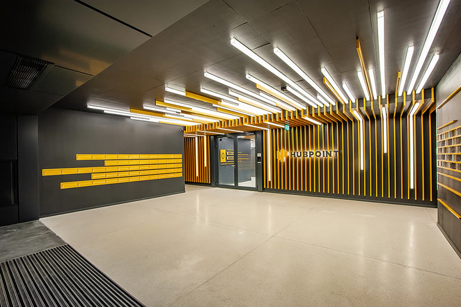 Morizon WP ogłoszenia | Biurowiec w inwestycji Hubpoint, Kraków, 82 m² | 9272