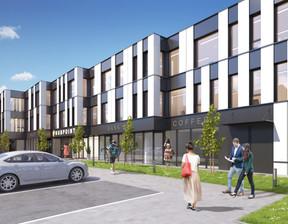 Biurowiec w inwestycji Hubpoint, Kraków, 93 m²