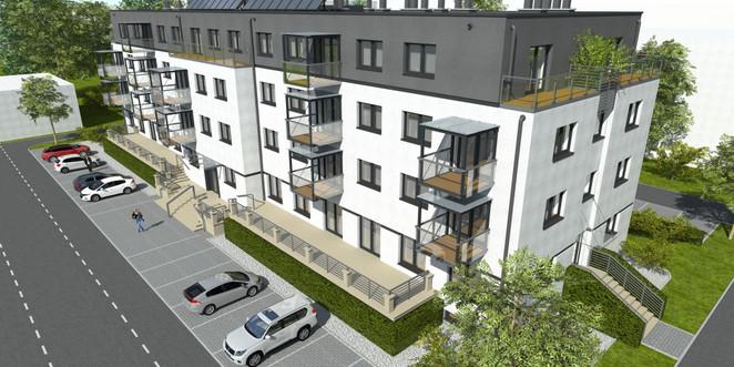 Morizon WP ogłoszenia | Mieszkanie w inwestycji Łańcut Podzwierzyniec, Łańcut, 46 m² | 8512