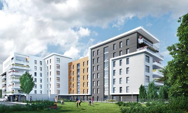 Mieszkanie na sprzedaż <span>Łódź, Polesie, ul. Srebrzyńska</span>