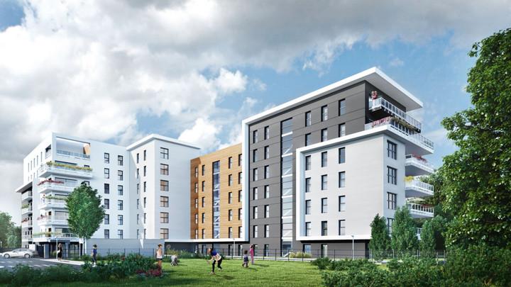 Morizon WP ogłoszenia | Nowa inwestycja - SREBRZYŃSKA PARK III, Łódź Polesie, 87-144 m² | 8611