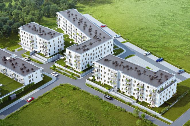 Morizon WP ogłoszenia | Mieszkanie w inwestycji Cicha Łąka - mieszkania, Józefosław, 48 m² | 2781