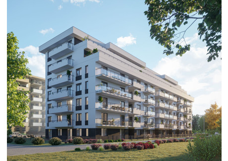 Mieszkanie na sprzedaż <span>Kraków, Grzegórzki, ul. Stanisława Lema</span> 1