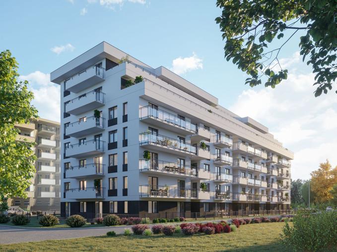 Morizon WP ogłoszenia | Nowa inwestycja - Lema II, Kraków Grzegórzki, 39-121 m² | 8621