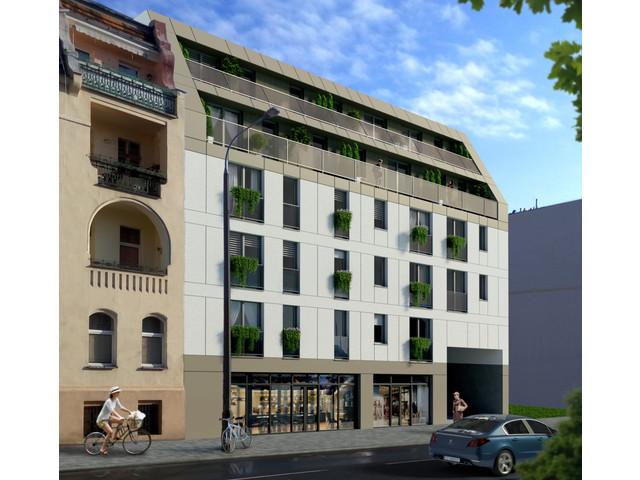 Morizon WP ogłoszenia | Mieszkanie w inwestycji NA JEŻYCACH, Poznań, 65 m² | 7079