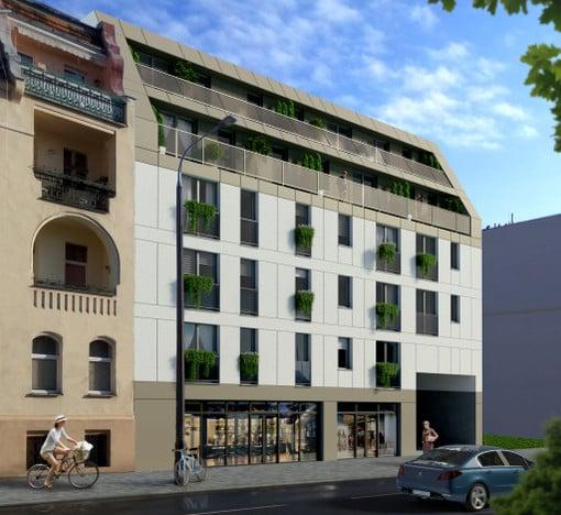 Morizon WP ogłoszenia | Mieszkanie w inwestycji NA JEŻYCACH, Poznań, 41 m² | 7073
