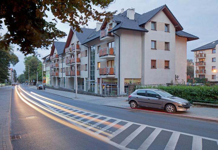 Morizon WP ogłoszenia | Nowa inwestycja - Grunwaldzka - lokale usługowe, Bielsko-Biała Górne Przedmieście, 82-370 m² | 8651