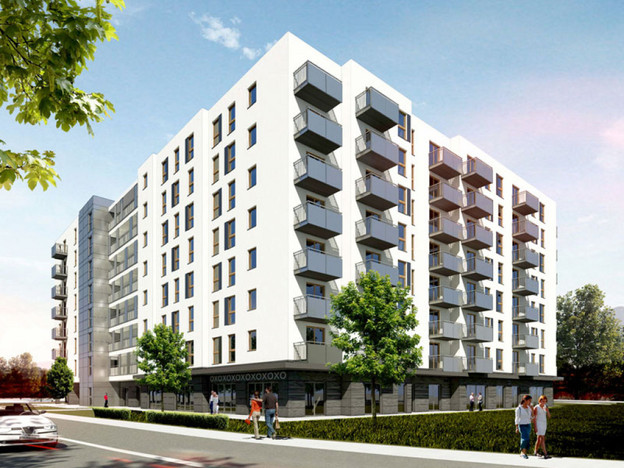 Morizon WP ogłoszenia | Komercyjne w inwestycji Królewskie Ogrody - lokale usługowe, Warszawa, 54 m² | 0270