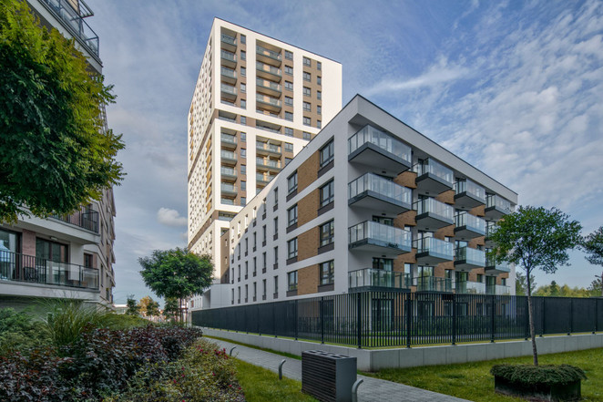 Morizon WP ogłoszenia | Mieszkanie w inwestycji Horyzont Praga, Warszawa, 39 m² | 3380
