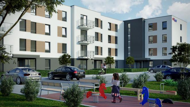 Morizon WP ogłoszenia | Mieszkanie w inwestycji Rumia, Osiedle Przyjaźni, Rumia, 51 m² | 8345