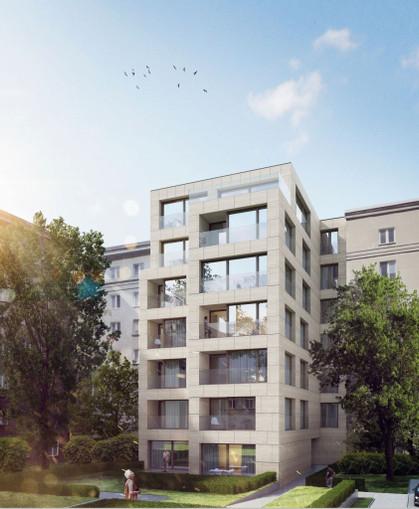 Morizon WP ogłoszenia   Nowa inwestycja - Siewierska 18, Warszawa Stara Ochota, 47-143 m²   8685