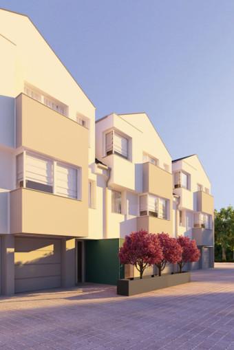 Morizon WP ogłoszenia   Nowa inwestycja - Trzy Kolory, Radwanice Szkolna, 29-55 m²   8691